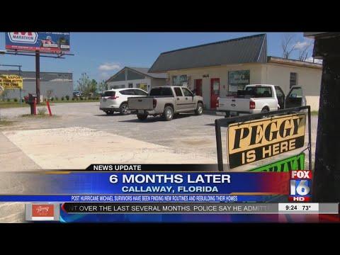 6 Months Since Hurricane Michael