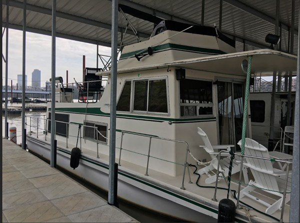 A NIGHT ON THE RIVER: The gentle waves of the Arkansas River will rock you asleep aboard the River Nights boats.
