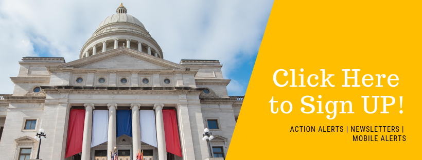 Arkansas Advocates 2019 Legislative Session Recap, Vol. 13
