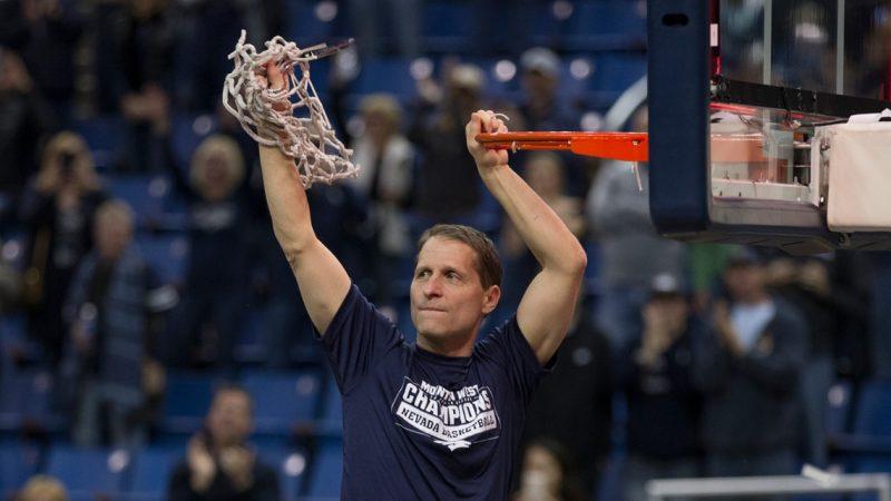 Coach Musselman introduced as Razorbacks men's basketball coach