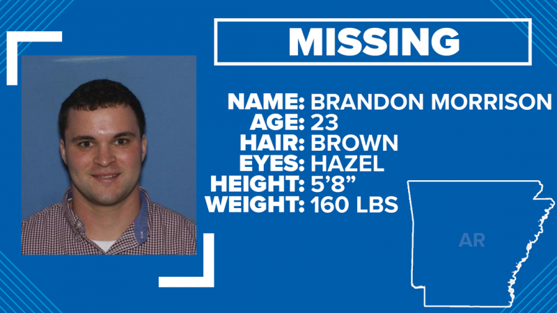 Hot Spring County searching for missing 23-year-old man