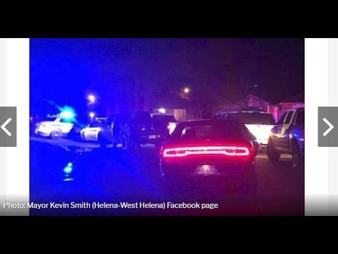 Officer-involved shooting at Helena-West Helena, suspect injured