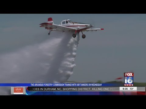 Training with Air Tankers