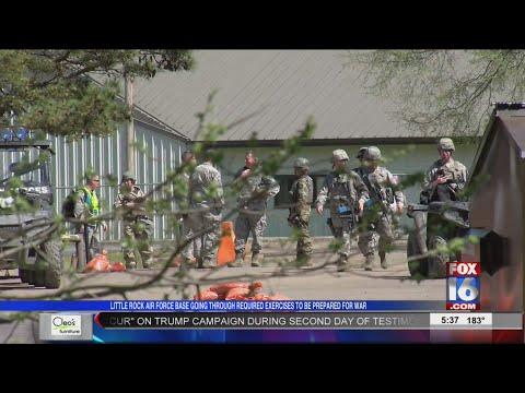 War Preparedness Exercises