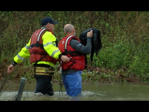 Water Rescue in Bryant