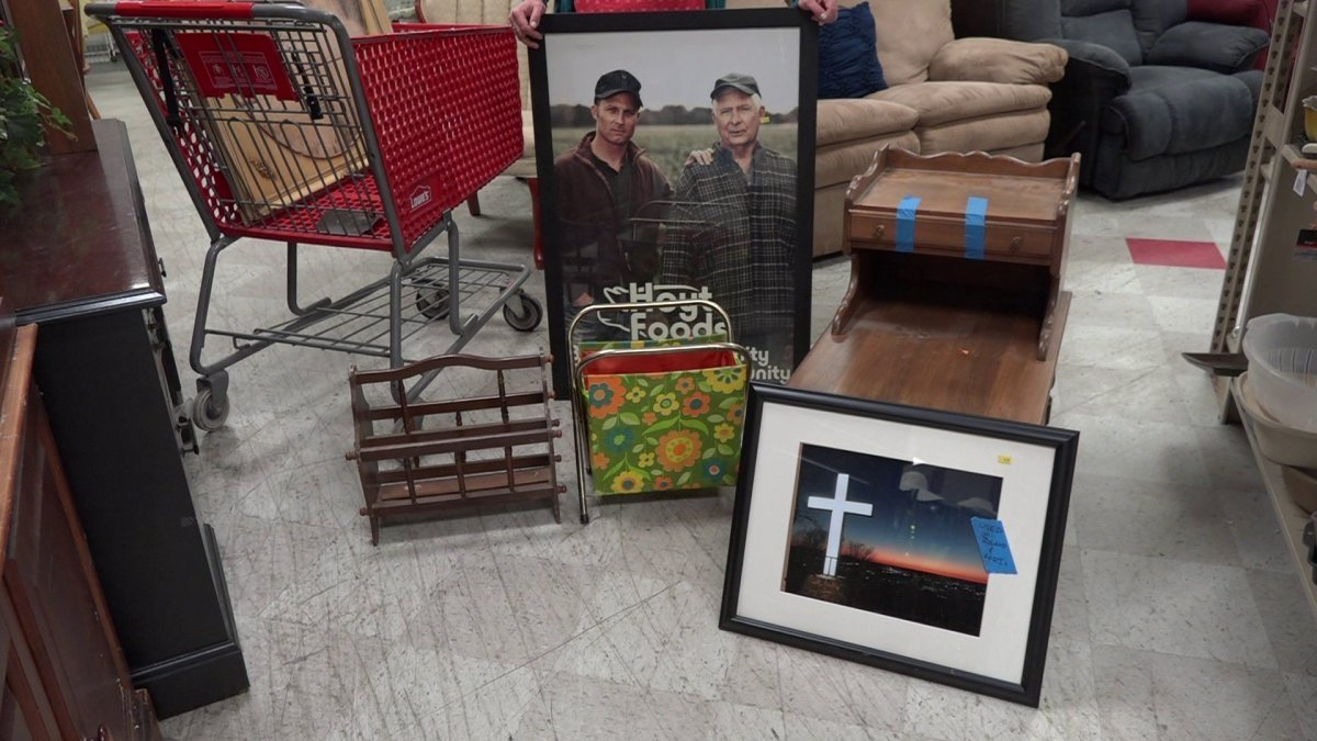 'True Detective' Props To Be At Fayetteville Salvation Army