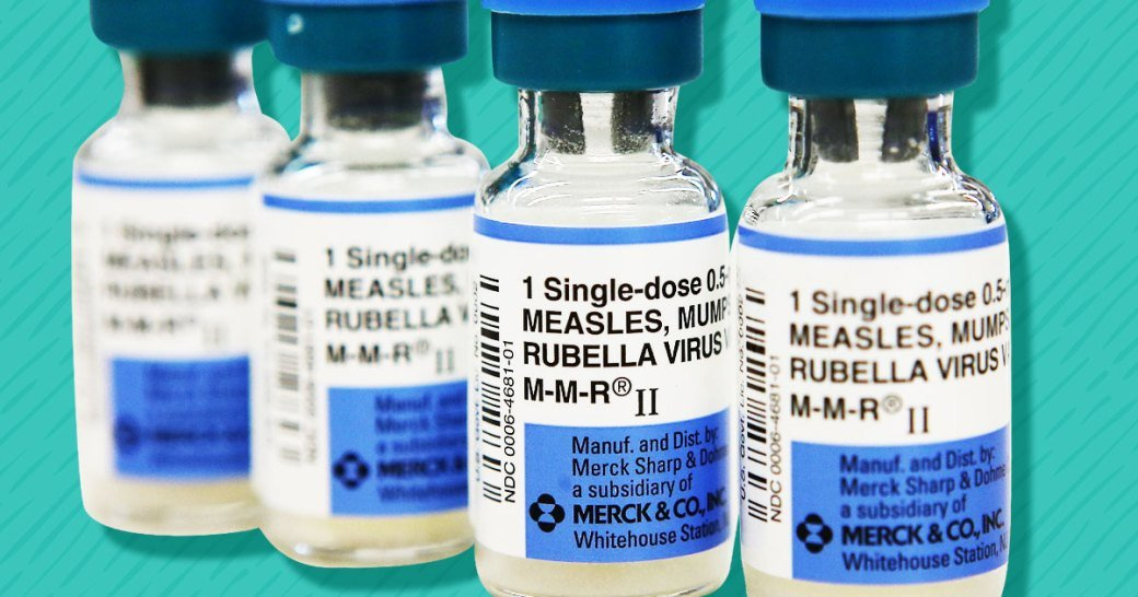 Born before 1989 You may need another dose of the measles vaccine