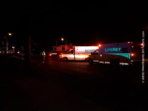 Injury Motorcycle Crash On Grand Ave. At Valley Street – HOT SPRINGS