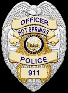 Press Release: Armed Parolee Shot By Police; Felony Arrest – HOT SPRINGS