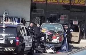 "Borrowed The Truck From A ""Friend""..A Meth Tale; Felony Arrest – HOT SPRINGS"
