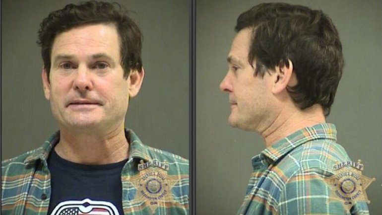 Henry Thomas, Star Of 'E.T. The Extra Terrestrial,' Arrested For DUI In Oregon