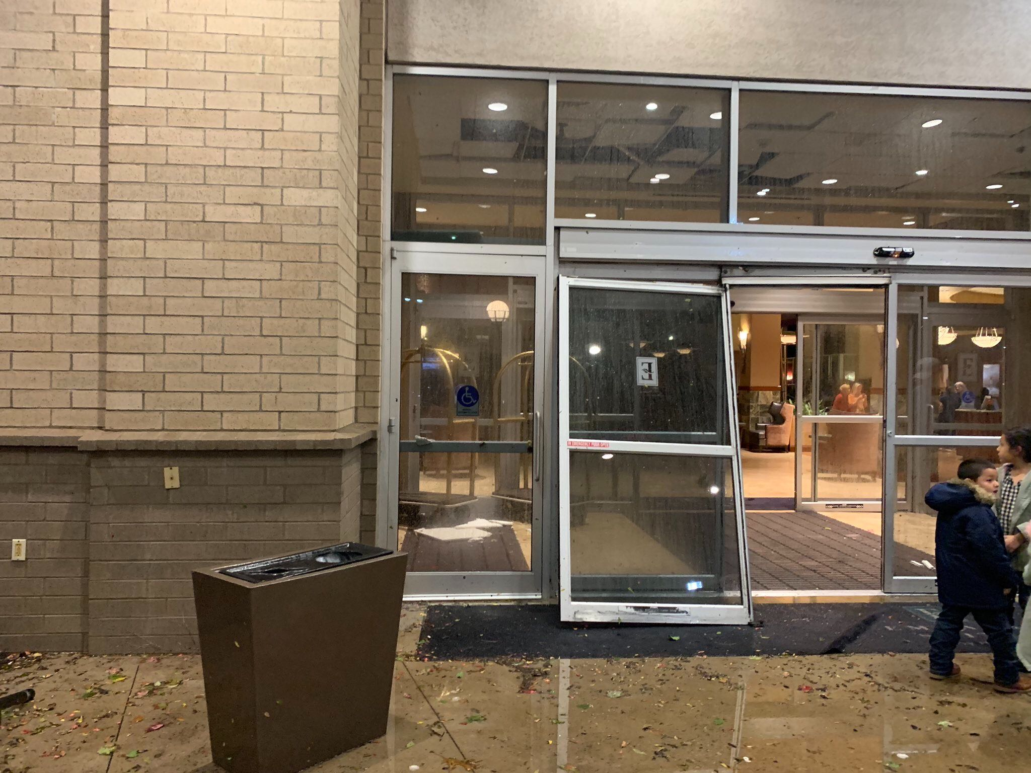 Overnight Storms Bring Damage, Power Outages To Area