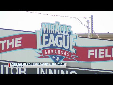 VIDEO: Miracle League's fall season kicks off