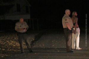 Alleged Midnight Thief Caught On Morphew Road; Felony Arrest – GARLAND COUNTY