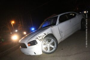 6 Mile (Alleged DWI) Vehicle Pursuit Ends Where It Started; Arrest – GARLAND COUNTY