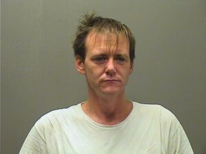 Wanted Person Allegedly Fails To Use Blinker; Felony Arrest – HOT SPRINGS