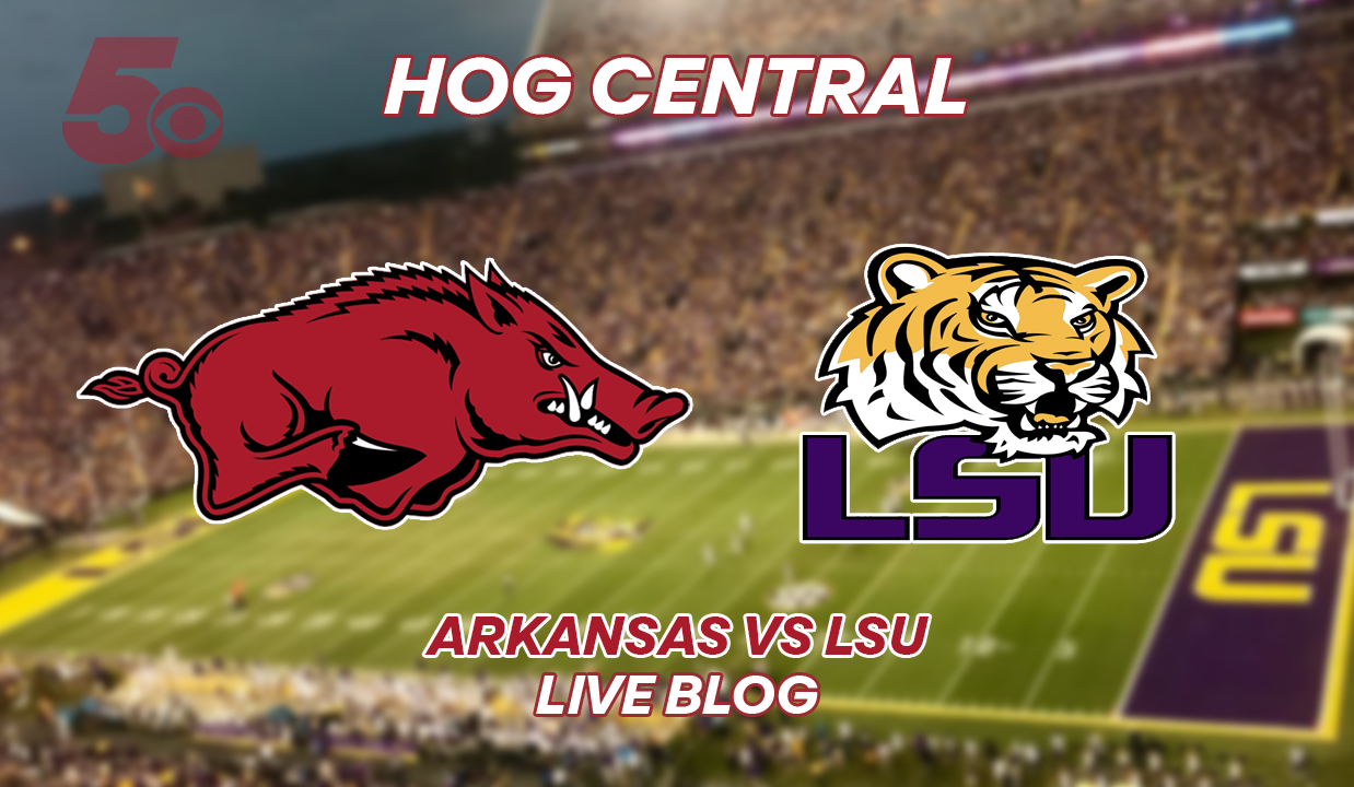 Game Day Blog: Hogs Cover Spread But Still Lose Handily