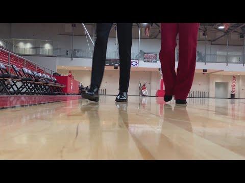 VIDEO: Basketball Star