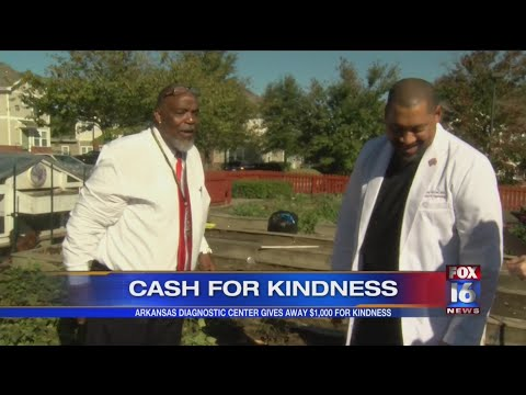 VIDEO: Cash for Kindness