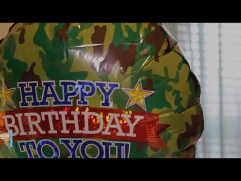 VIDEO: Digital Original: Arkansas's oldest veteran celebrates 110th birthday