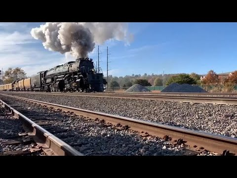 VIDEO: Digital Original: Union Pacific's Big Boy No. 4014 locomotive to make Little Rock/NLR stops