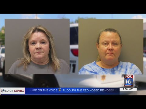 VIDEO: Two women arrested for posing as bondsmen