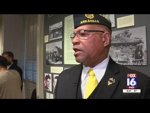 VIDEO: Veterans Day Ceremony