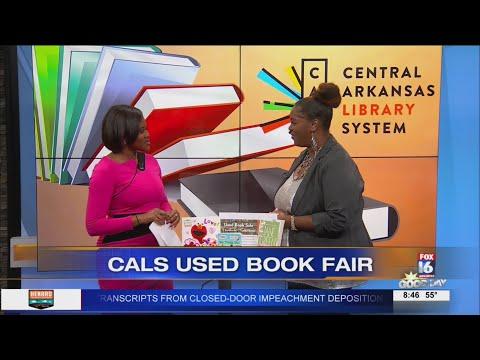 VIDEO: cals book fair