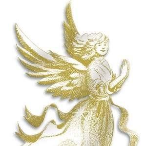 Christmas Wish angel