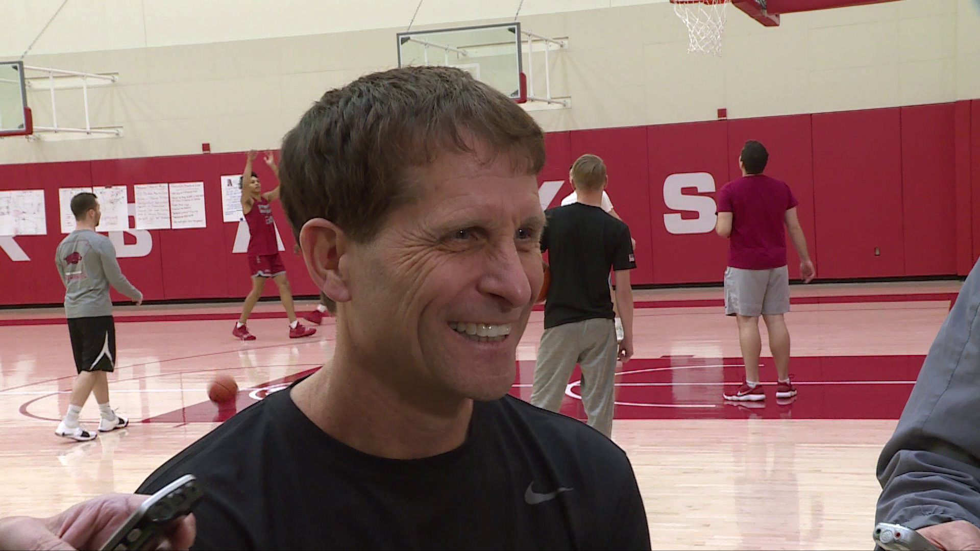 Full Interview: Musselman Ready To Bounce Back Against Tulsa