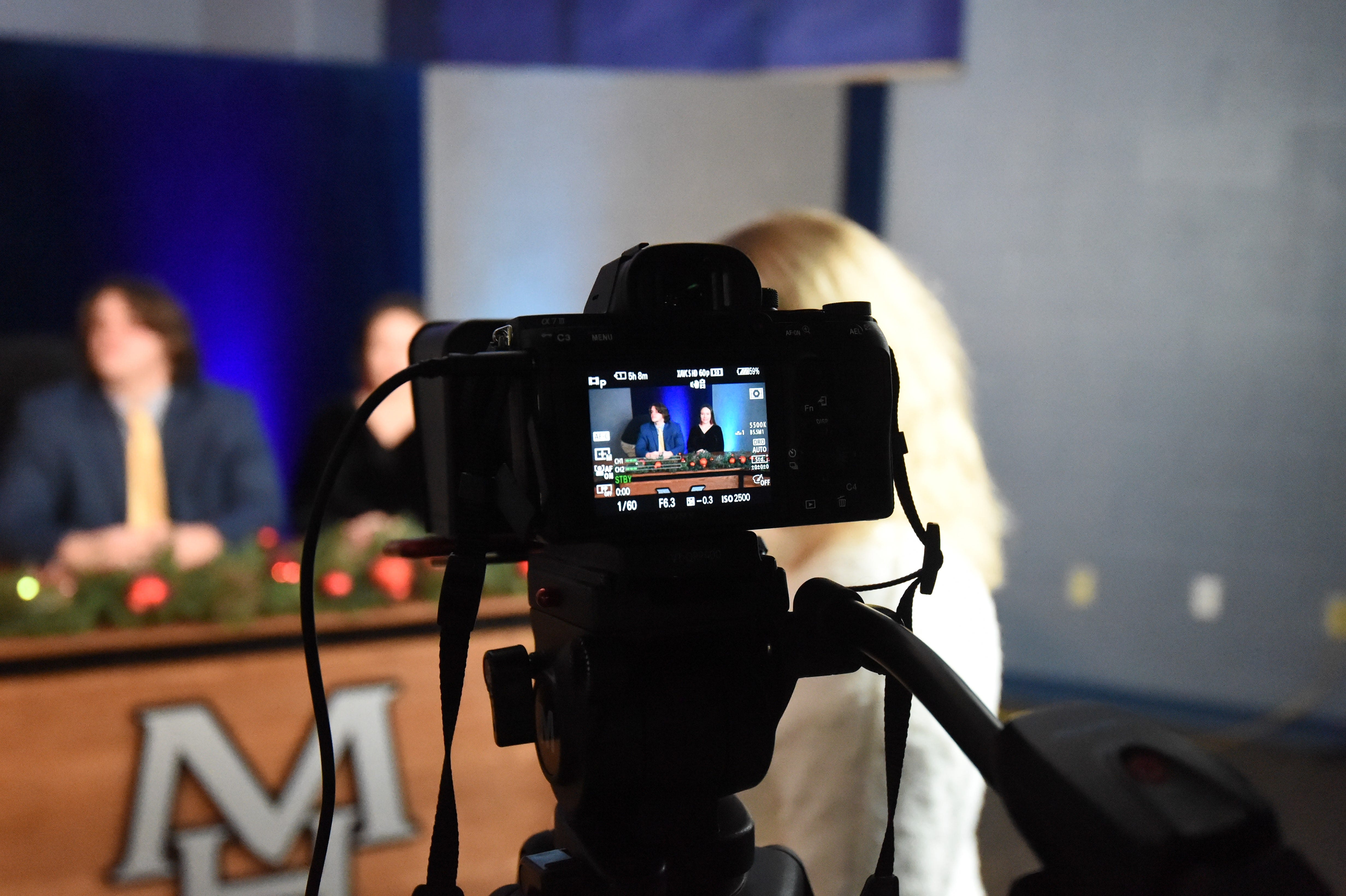 Episodes of the Bomber News Network are filmed on Tuesdays, edited throughout the week and are broadcast on Friday mornings at the Mountain Home High School. The show can also be found on Facebook and YouTube.