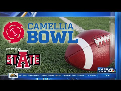 VIDEO: Closing in on Camellia Bowl kickoff, Arkansas State vs. Florida International University