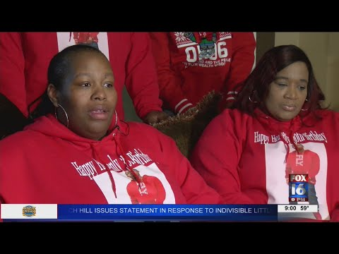 VIDEO: Family wants justice for Christmas