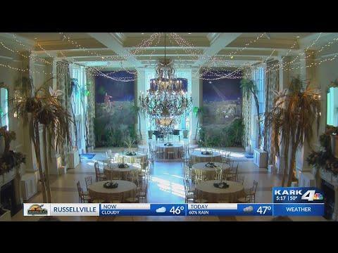 VIDEO: Holidays at Arkansas Governors Mansion
