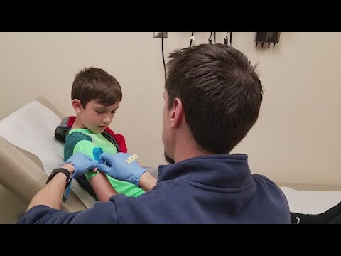 VIDEO: Hot Springs 11-year-old participates in research program to find a cure for rare blood cancer