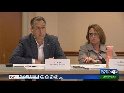 VIDEO: Levee Task Force meets to discuss revisions