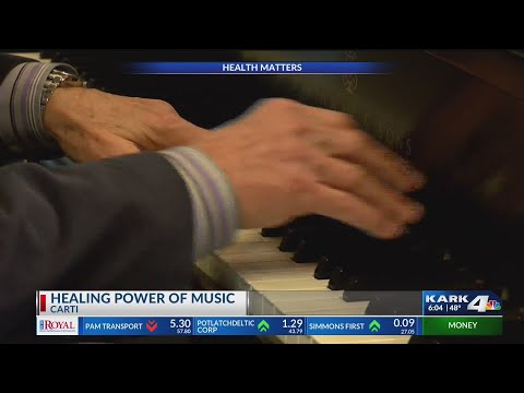 VIDEO: Live music lifts spirits in times of darkness at CARTI