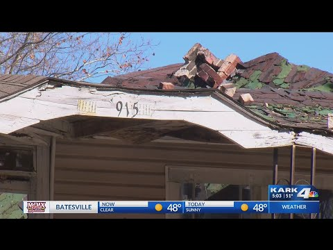 VIDEO: Pine Bluff condemned homes torn down unless owner does it themselves