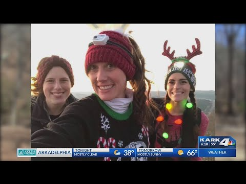 VIDEO: The Christmas Eve Pinnacle Mountain Sunrise Hike