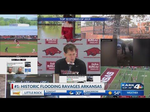 VIDEO: Top 10 Arkansas stories of 2019