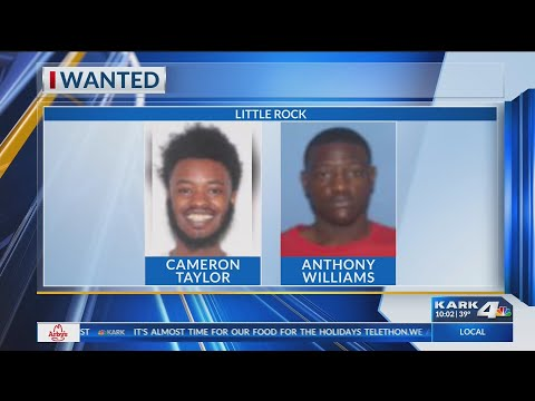 VIDEO: UPDATE: Police looking for two suspects wanted in connection to 5-year-old girl shot