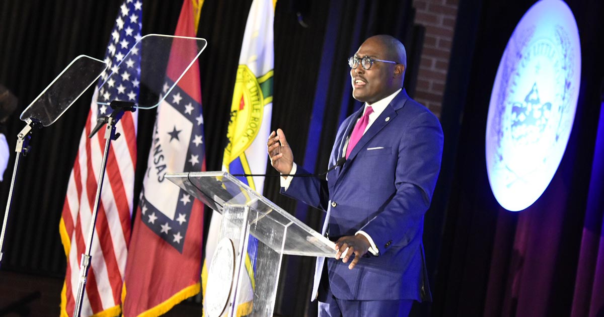 Mayor to deliver state of city address Jan. 30 - Arkansas Times