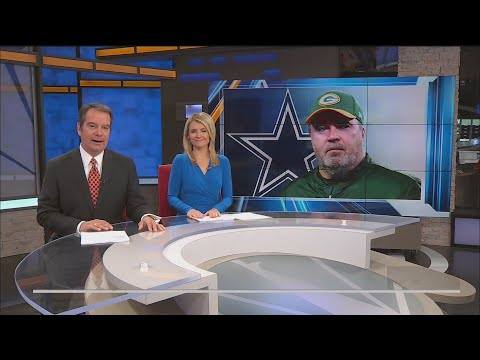 VIDEO: Cowboys Introduce Mike McCarthy