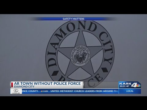 VIDEO: Diamond City left without police force after chief, only officer resigns