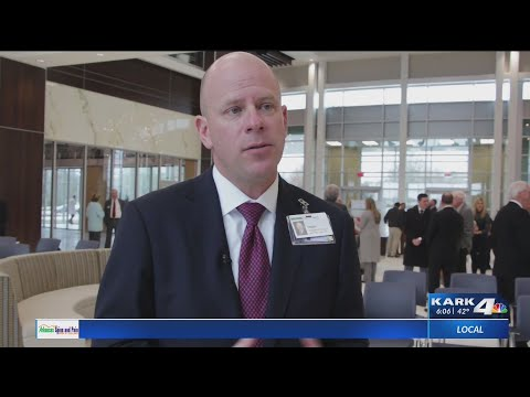VIDEO: New medical education training center aims to help with state's physician shortage