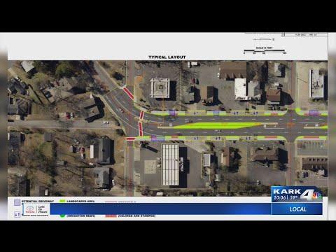 VIDEO: North Little Rock hosts meeting for Park Hill Street improvement plans
