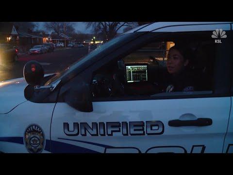 VIDEO: Pork Pursuit: Utah cops chase down loose pig