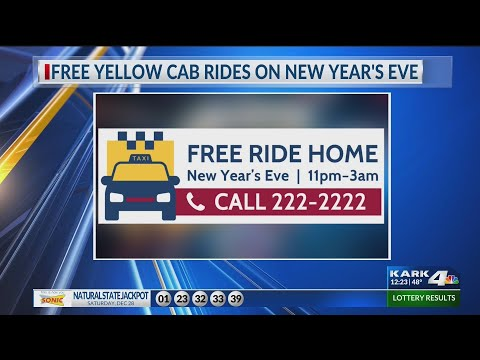 VIDEO: Rainwater, Holt & Sexton offer free cab rides on NYE