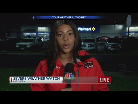 VIDEO: Severe weather coverage