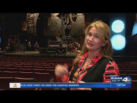 VIDEO: Wicked comes to Arkansas